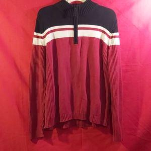 St John's bay sweater jacket